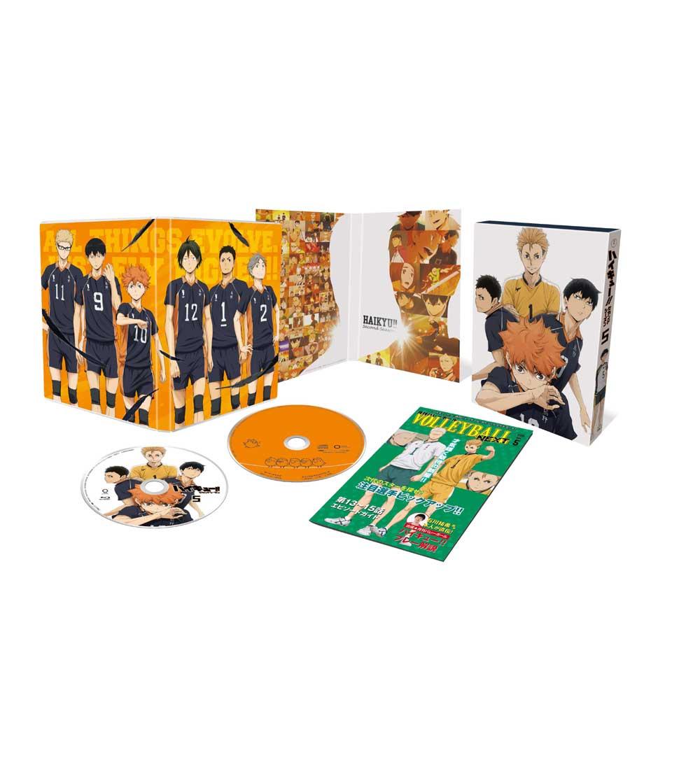 ハイキュー!! セカンドシーズン Vol.5 Blu-ray 初回生産限定版