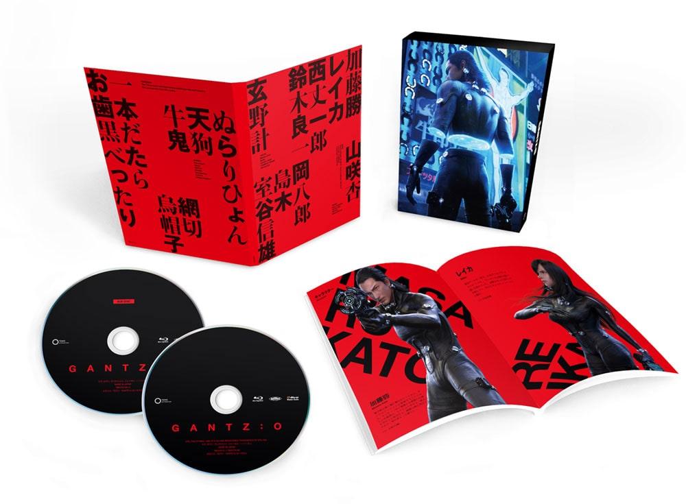 GANTZ:O Blu-ray 豪華版