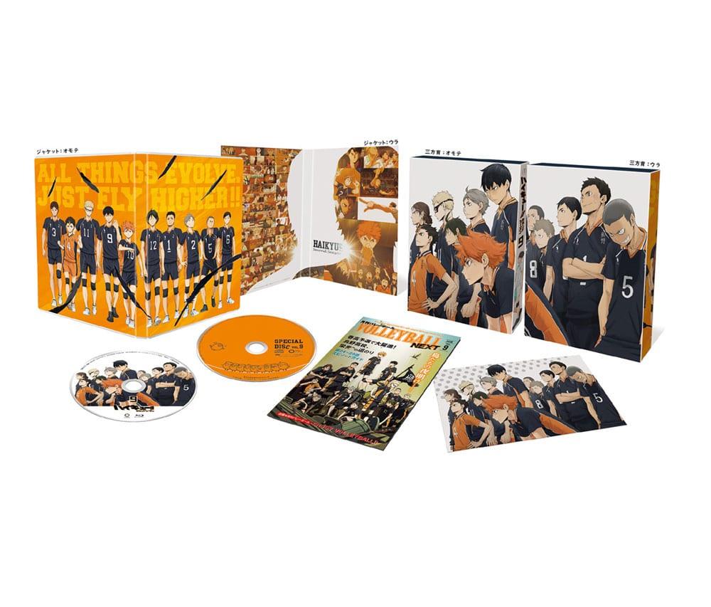 ハイキュー!! セカンドシーズン Vol.9 DVD 初回生産限定版