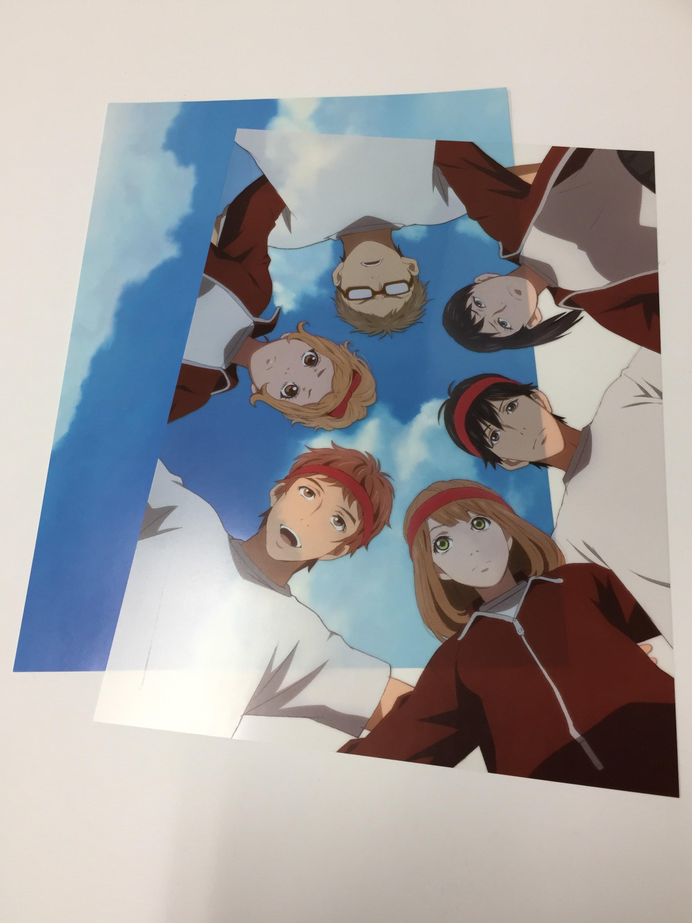 TVアニメ「orange」Vol.6 Blu-ray 初回生産限定版