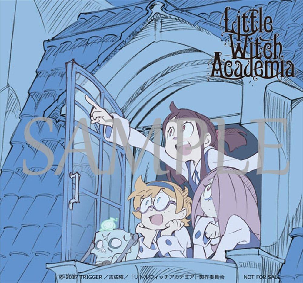 TVアニメ『リトルウィッチアカデミア』オープニングテーマ「Shiny Ray」アニメ盤+エンディングテーマ「星を辿れば」アニメ盤セット【CD】