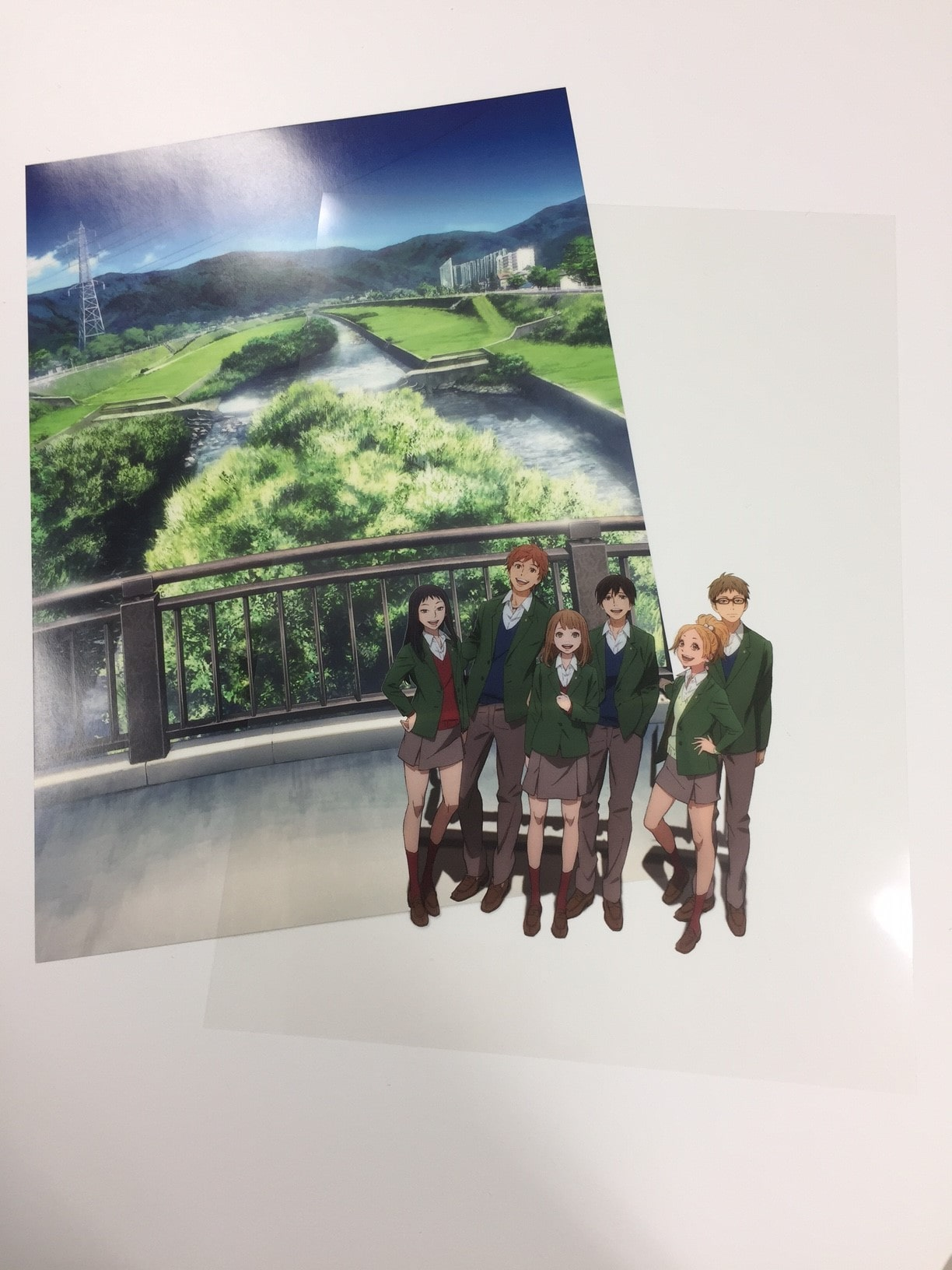 TVアニメ「orange」Vol.4 DVD 初回生産限定版