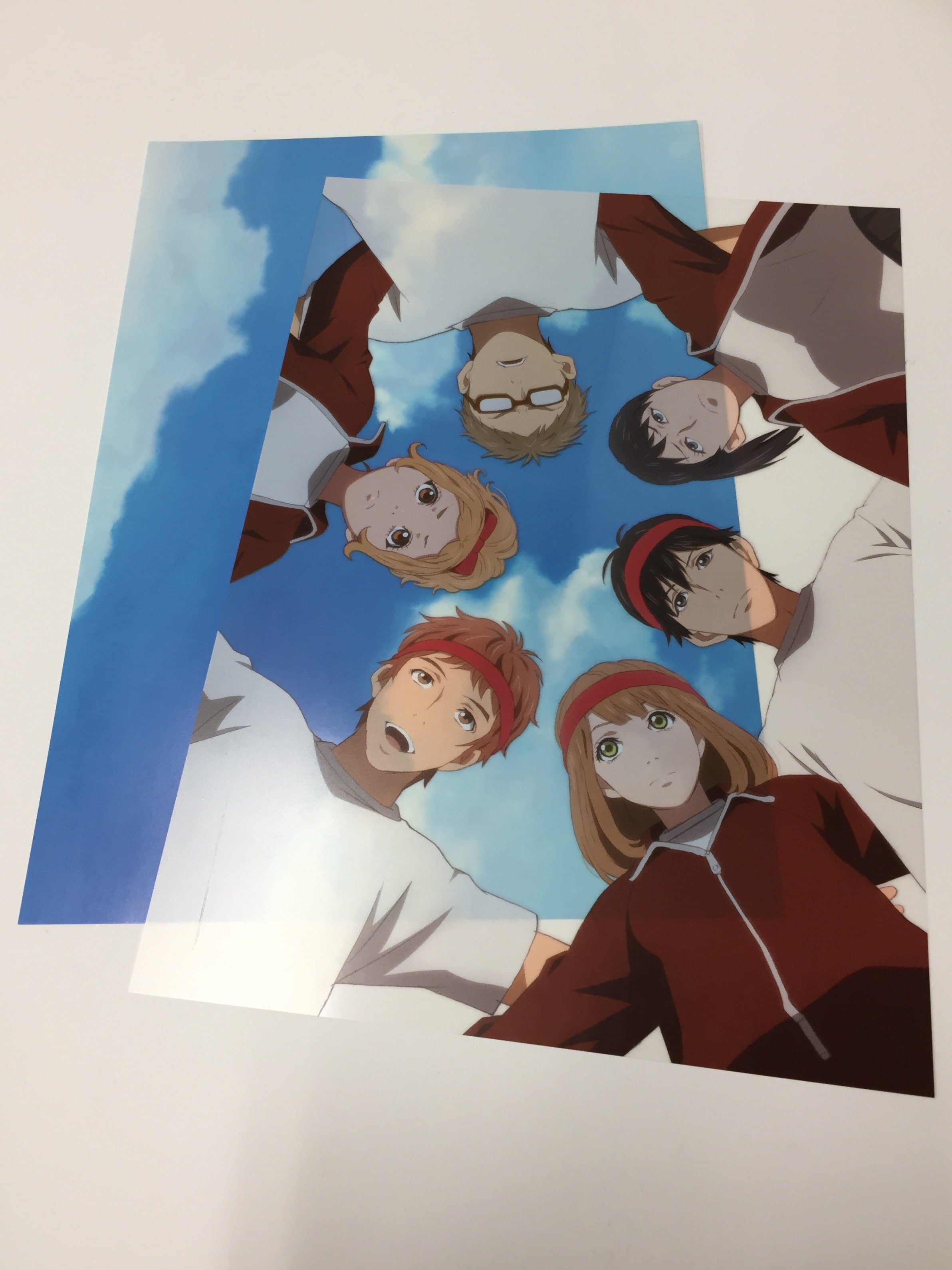 TVアニメ「orange」Vol.6 DVD 初回生産限定版