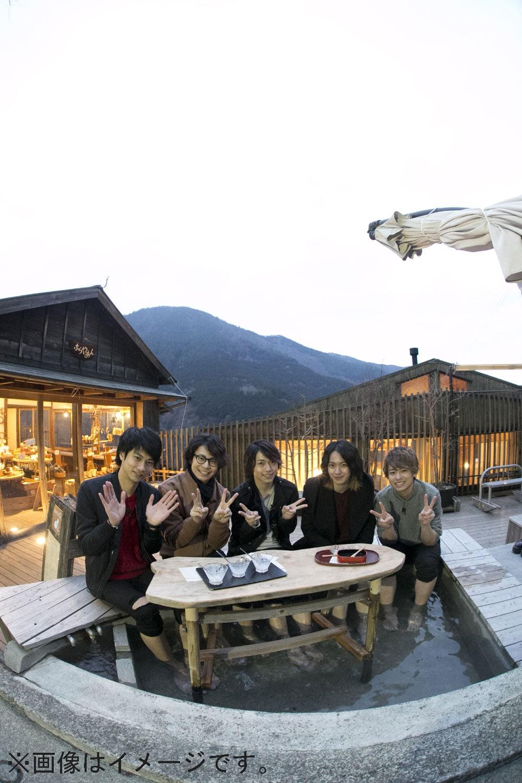 ドラマ『弱虫ペダル』 1泊2日ホンネ旅 〜総北&ハコガク 旅に出たらこうなった スペシャル〜 DVD