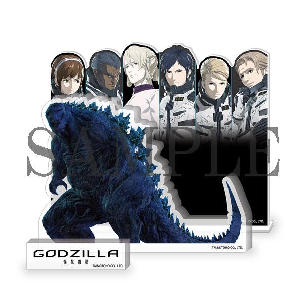 【TOHO animation STORE 限定版】GODZILLA 怪獣惑星 DVD スタンダード・エディション