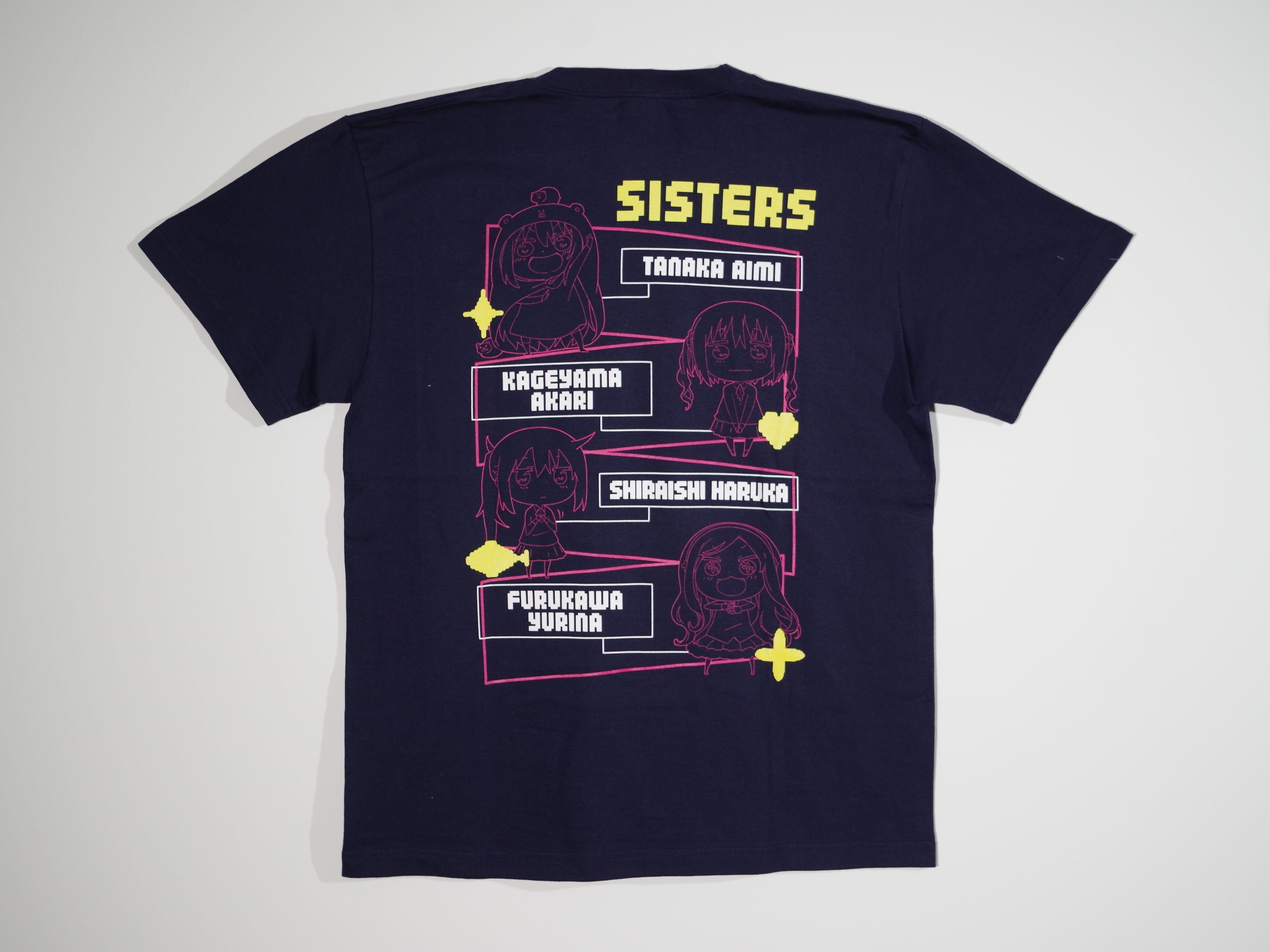 スペシャルイベント「宴・THE FINAL」物販グッズ 妹S Tシャツ Lサイズ