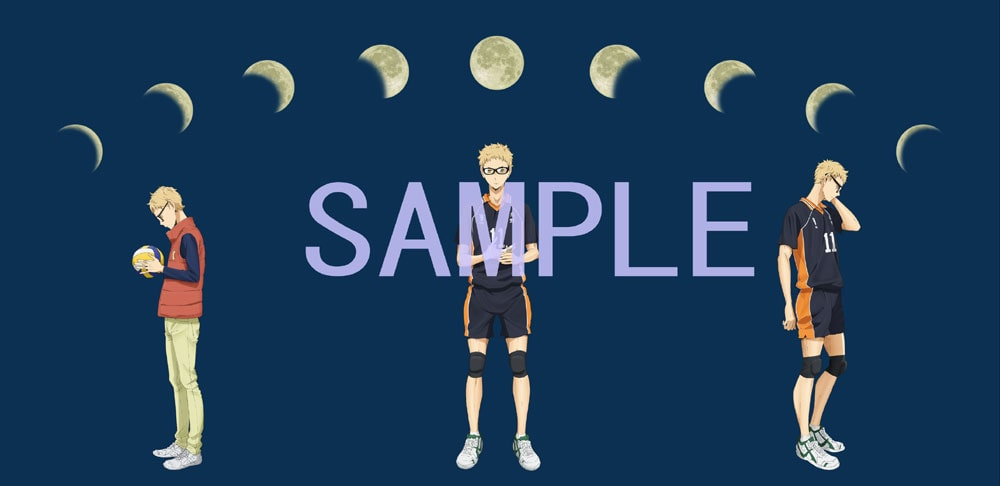 ハイキュー!! 烏野高校 VS 白鳥沢学園高校 Vol.3 Blu-ray 初回限定版