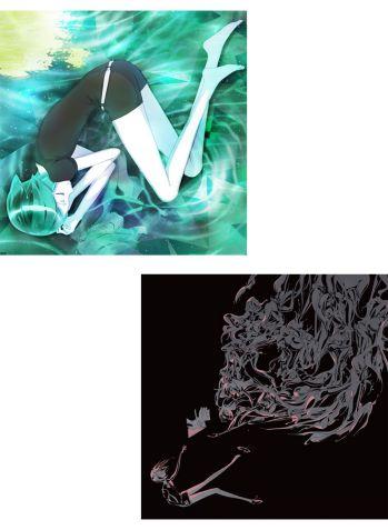 TVアニメ『宝石の国』オープニングテーマ「鏡面の波」(アニメ盤)+エンディングテーマ「煌めく浜辺」(アニメ盤)セット