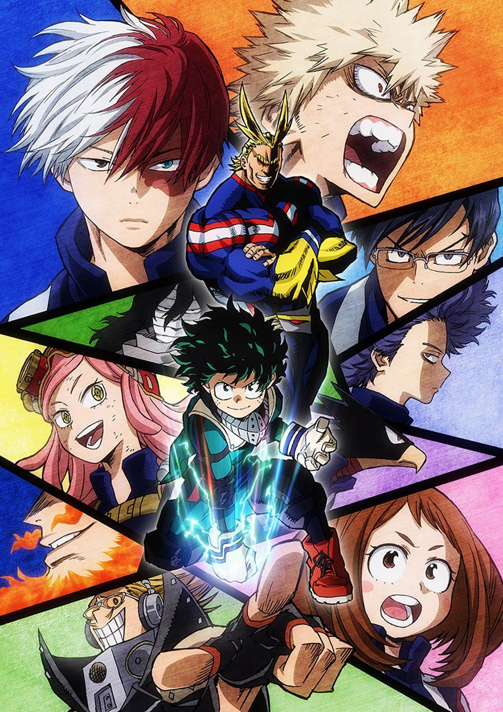 僕のヒーローアカデミア 2nd Vol.7 Blu-ray 初回生産限定版
