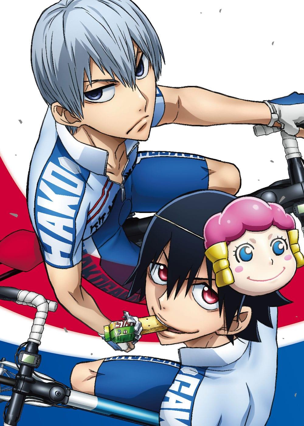 【TOHO animation STORE 限定版】弱虫ペダル NEW GENERATION Vol.7 DVD 初回限定版+ちびキャラ缶バッジセット