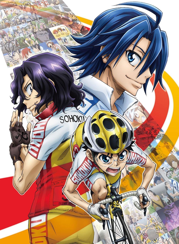 弱虫ペダル Re:GENERATION DVD