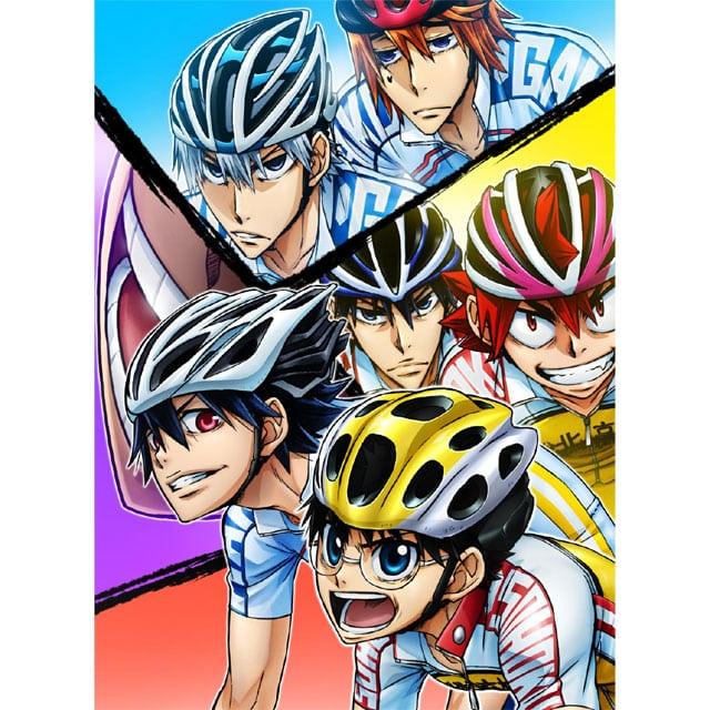 弱虫ペダル GLORY LINE Blu-ray BOX Vol.3