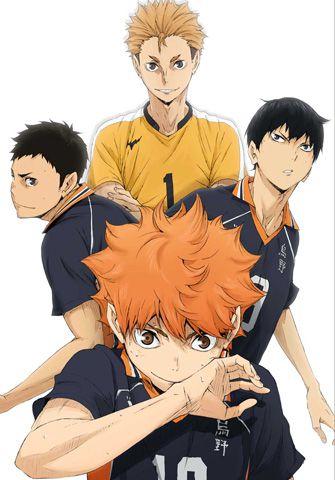 ハイキュー!! セカンドシーズン Vol.5 DVD 初回生産限定版