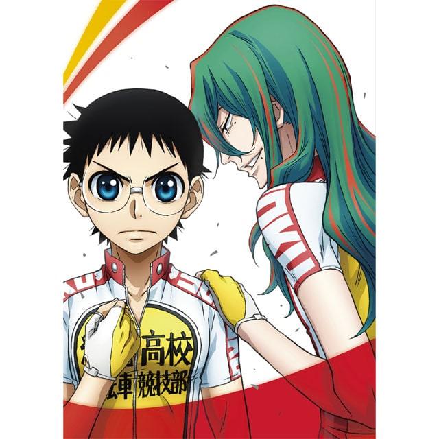 【TOHO animation STORE 限定版】弱虫ペダル NEW GENERATION Vol.1 DVD 初回限定版+ちびキャラ缶バッジセット