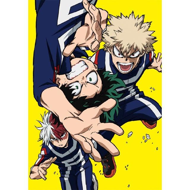 僕のヒーローアカデミア 2nd Vol.1 DVD 初回生産限定版