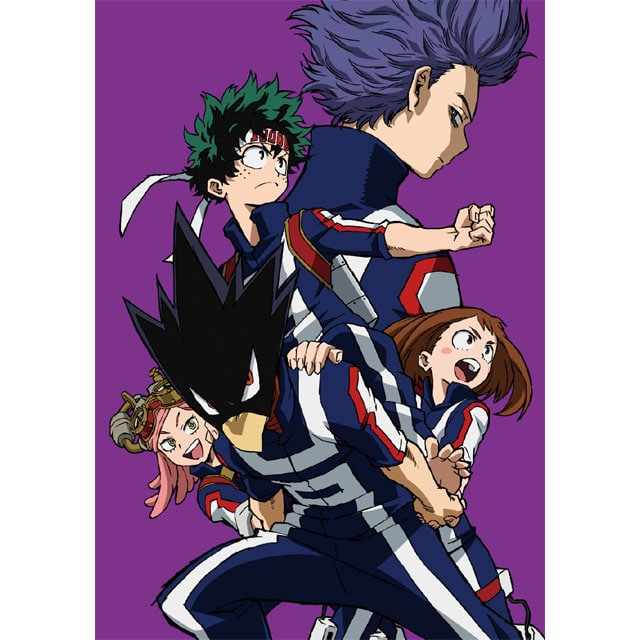 僕のヒーローアカデミア 2nd Vol.2 DVD 初回生産限定版