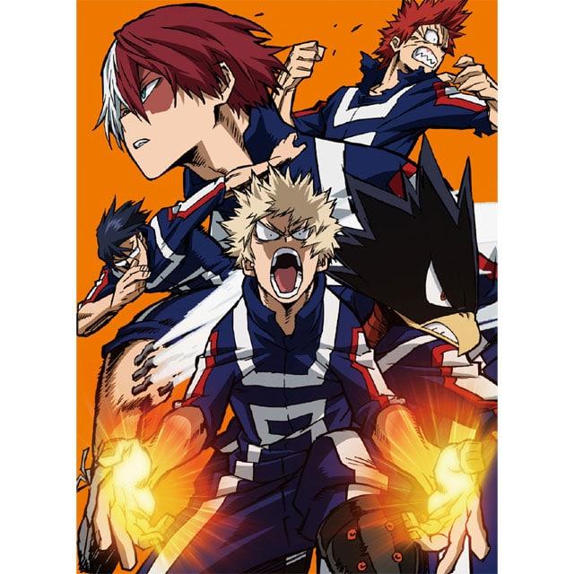 僕のヒーローアカデミア 2nd Vol.4 DVD 初回生産限定版