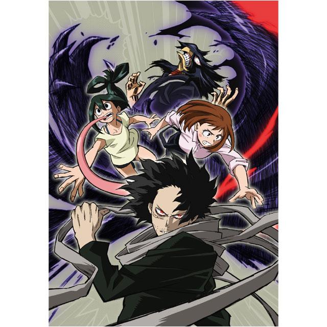 僕のヒーローアカデミア 3rd Vol.2 DVD 初回生産限定版