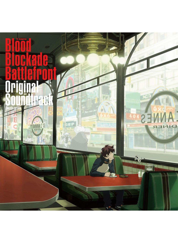 TVアニメ「血界戦線」 オリジナル・サウンドトラック Limited Edition【Analog】