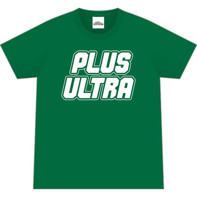 僕のヒーローアカデミア PLUS ULTRA Tシャツ 第2弾 緑谷出久